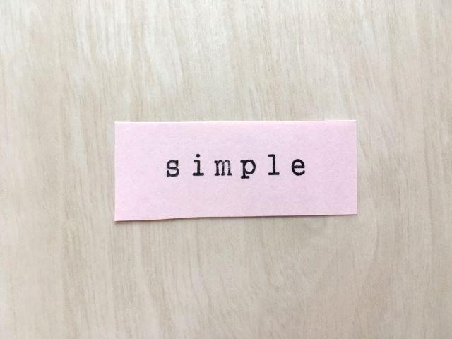 スキャルピングはシンプルなルールがいい